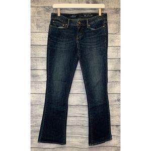 Levi's skinny boot cut jeans